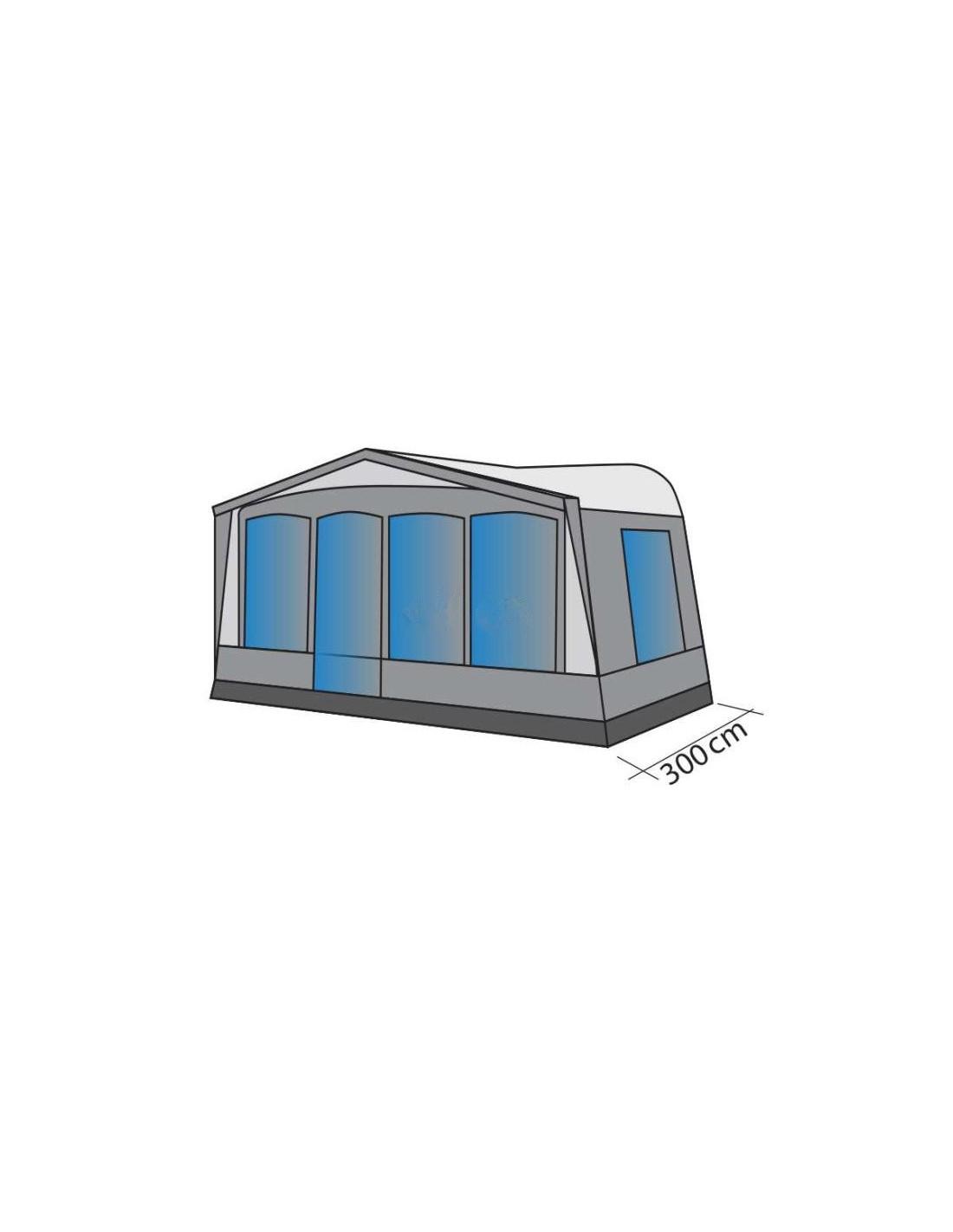 Wohnwagenvorzelt Gest Nge F R Ancona Zelt Jundi Camping