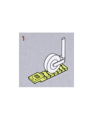 Wohnwagen-Waage bis 1.000 kg Zur Gewichtskontrolle von Anhänger und Wohnwagen