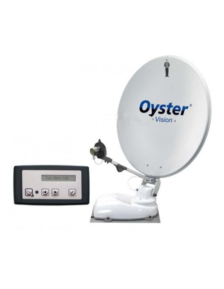 Digit.Sat-Antenne Oyster Vision ohne Receiver