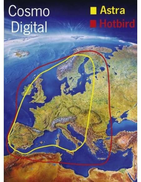 Ten Haaft Cosmo Digital CI Antenne
