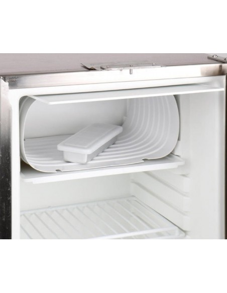 Carbest Kompressor Kühlschrank 34l+ 6l Gefrierfach, 12/24V, 45 Watt
