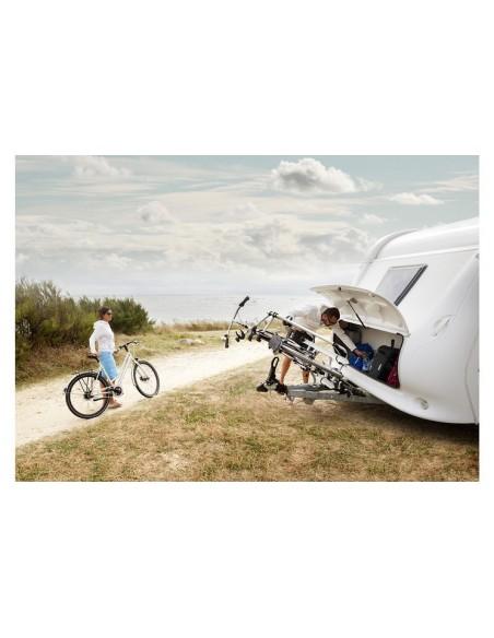 Fahrradträger für Wohnwagendeichsel Thule Caravan Superb