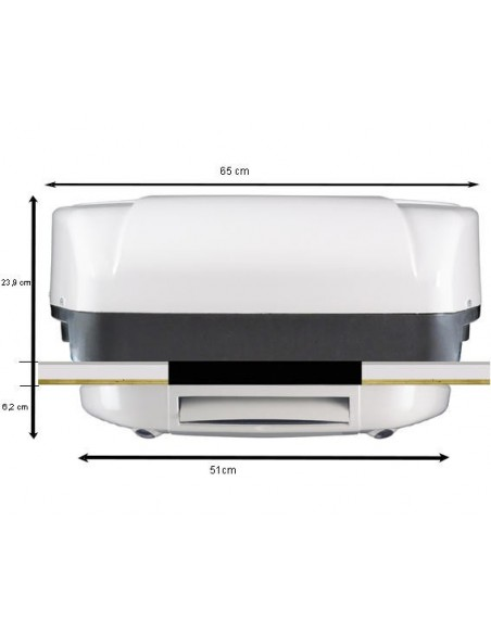 Teleco Klimaanlage Silent 5400H
