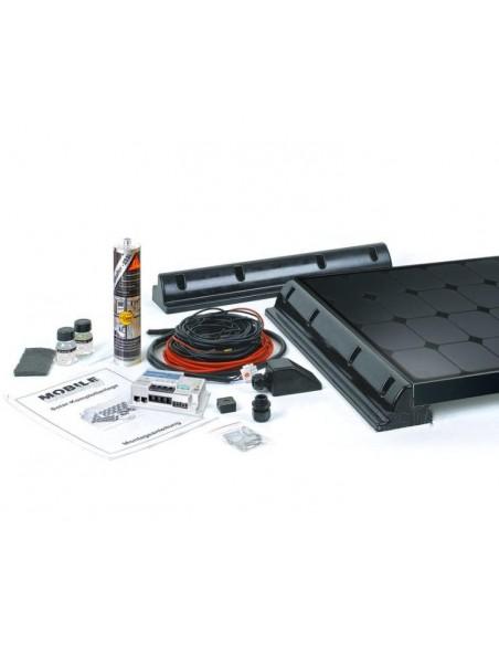 Büttner Elektronik MT-Solar  Komplettanlage