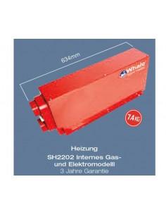 Webasto Einbau Gas/Elektroheizung 12V 2KW