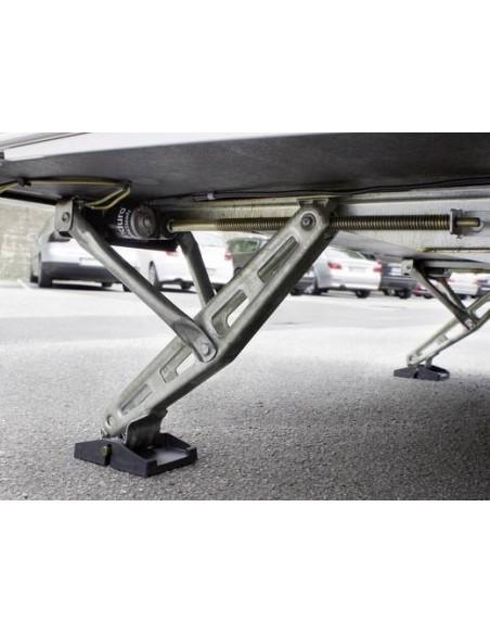 Enduro AutoSteady Spindelmotoren-Satz 4 Stück mit Fernbedienung