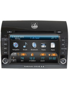 Navigationssystem AL-CAR EASINAV Drive 3.5 High Ducato DAB+ mit CAN-BUS