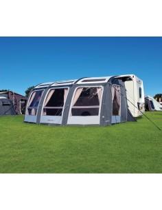 Outdoor Revolution ESPRIT 420 Pro Caravanvorzelt mit Luftschlauch,