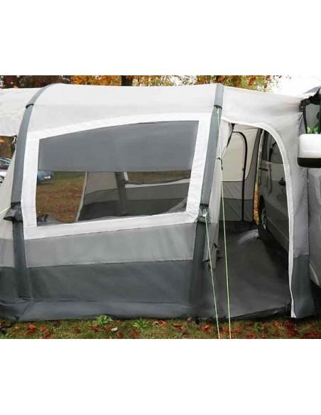 Busvorzelt TOUR VAN AIR 1, für Vans (VW T6), 350x340cm