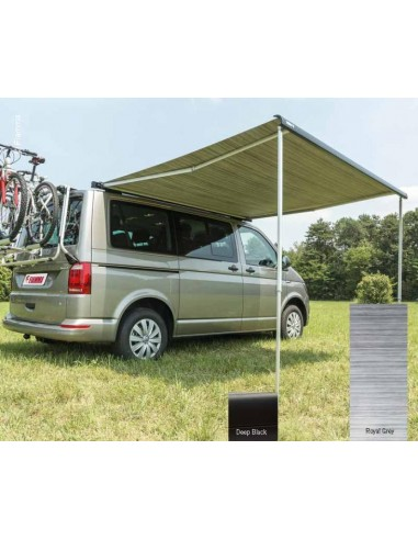 Fiamma Markise F40 für VW T5 / T6 ohne Dachschiene