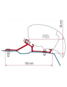 Markisen-Adapter für F 65S...