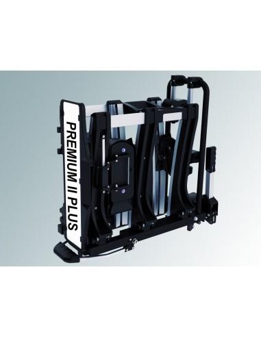 Fahrradträger für Anhängekupplung Eufab  Premium II Plus